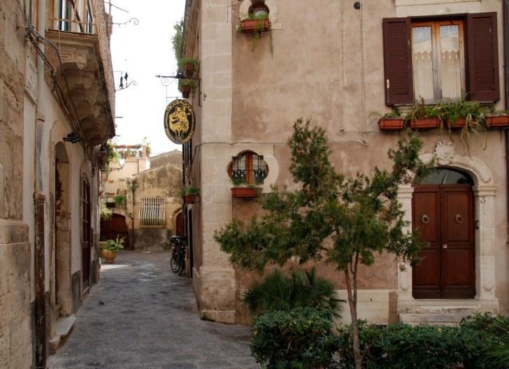 Сиракуза. Сицилия, 2010