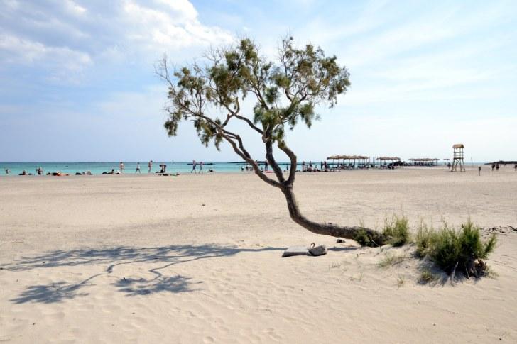 Пляж Элафониси. Крит. Июнь 2015
