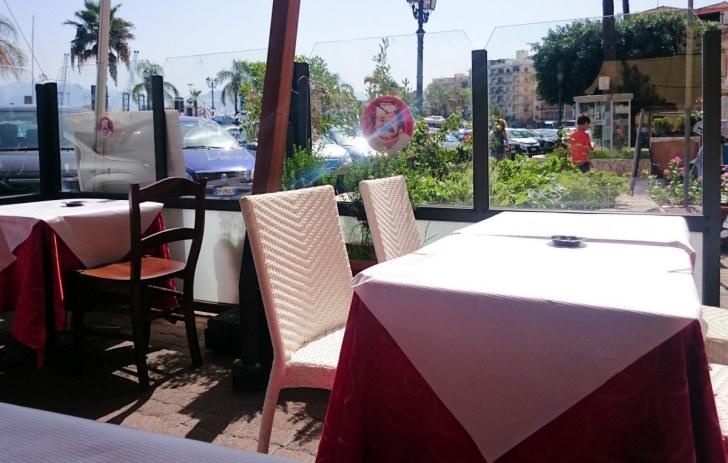 Ресторан Il Pignataro. Интерьер