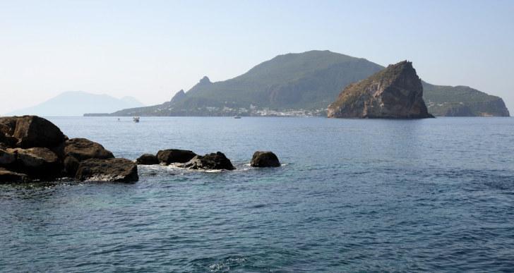Остров Панареа. Липарские острова. Италия. 2015