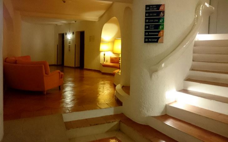 Гостиница Tivoli. Лабиринты этажей отеля