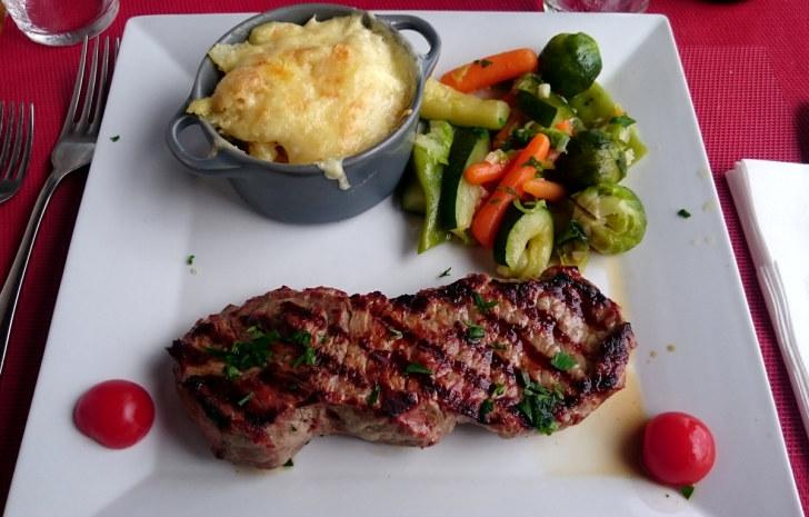 Bistro Central. Мясо
