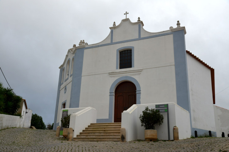 Церковь Misericordia, Алжезур, Португалия, 2016
