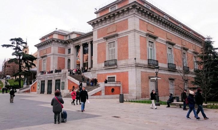 Музей Прадо. Мадрид, Испания, 2016