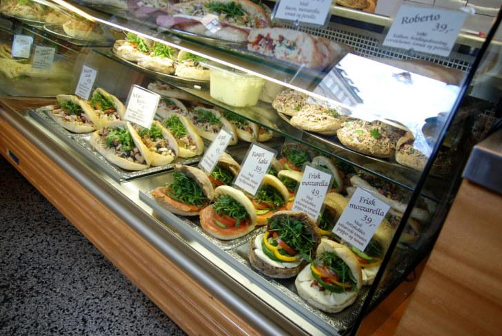 Бургеры. Копенгаген, 2010