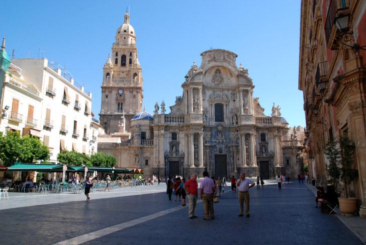 Мурсия, Испания, 2010
