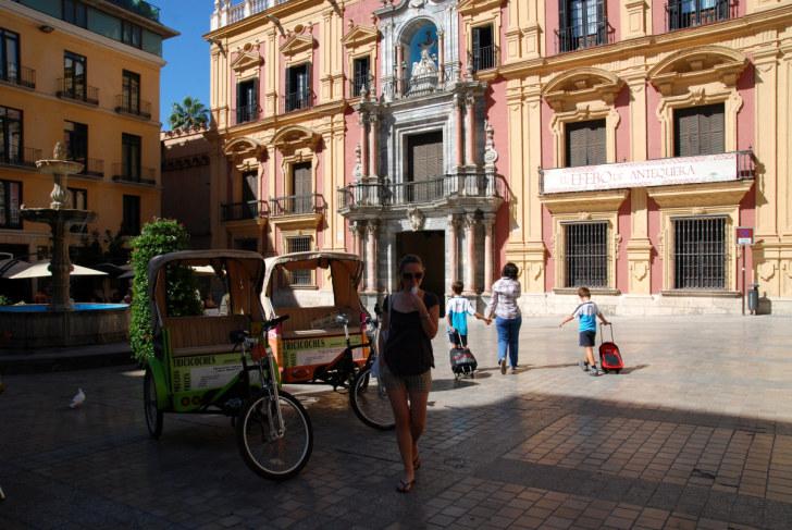 Малага, Испания, 2010