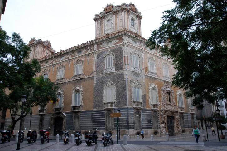 Дворец Маркизов Дос Агуос, Валенсия, Испания, 2010