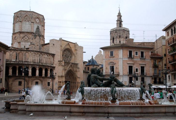 Кафедральный собор. Валенсия, Испания, 2010