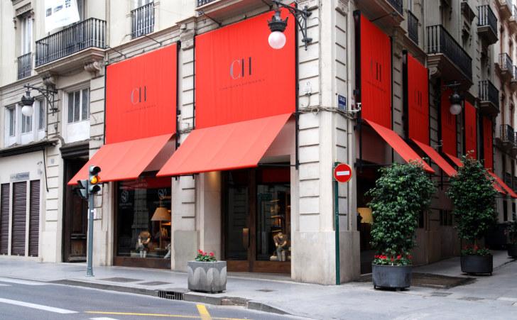Магазин CH. Валенсия, Испания, 2010
