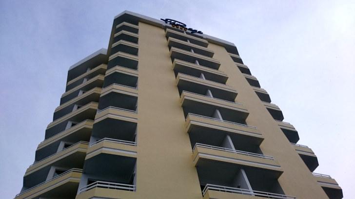 Гостиница Raga. Фуншал, Мадейра, 2016