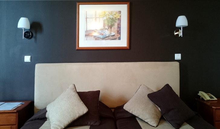Номер 19, Пансион Salgueiro. Порто Мониш, Мадейра, 2016