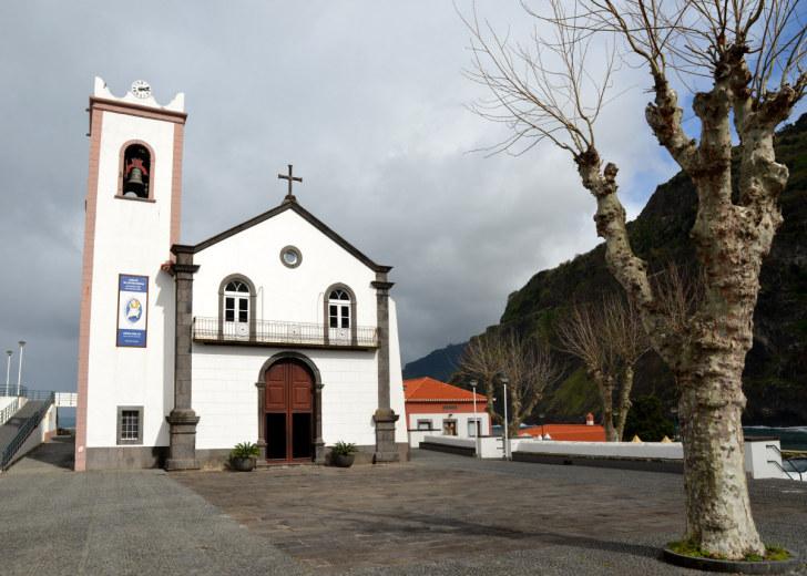 Церковь Доброго Господа Иисуса. Понта Дельгада, Мадейра, 2016