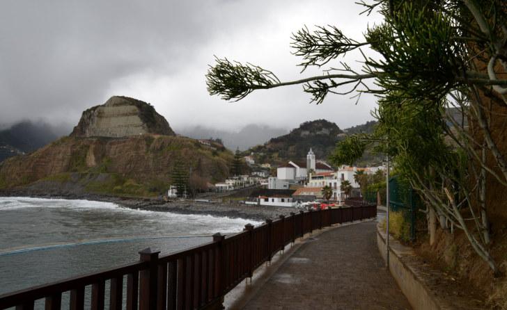 Порту да Круш. Мадейра, 2016