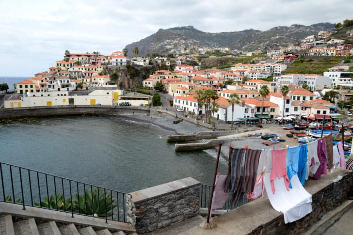 Камара де Лобуш. Мадейра, 2016