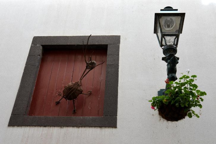 Зона Велья. Фуншал, Мадейра, 2016