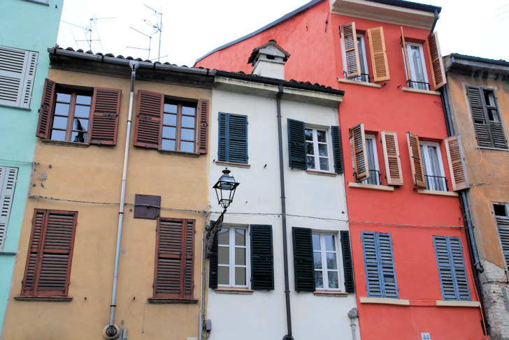 Парма, Италия, 2010