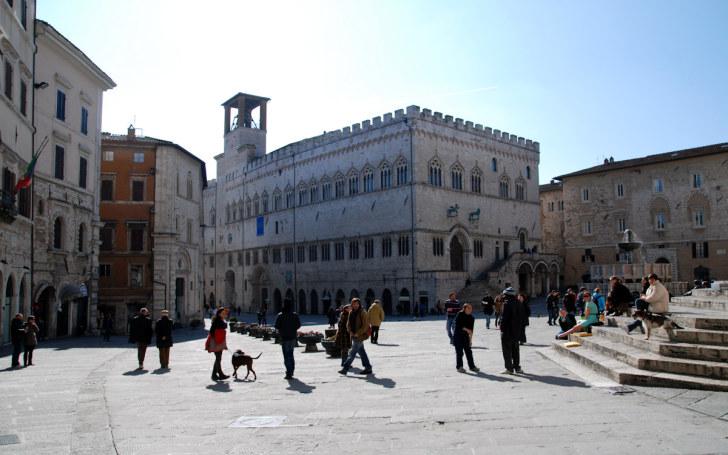 Перуджия. Италия 2011