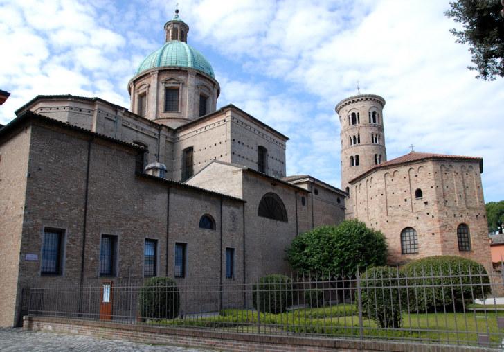 Кафедральный собор Равенны, Италия, 2011