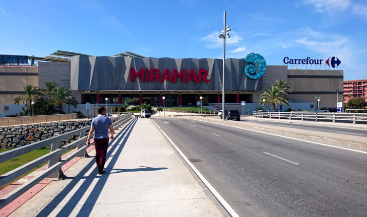 Торговый центр Miramar. Фуэнхирола, 2017
