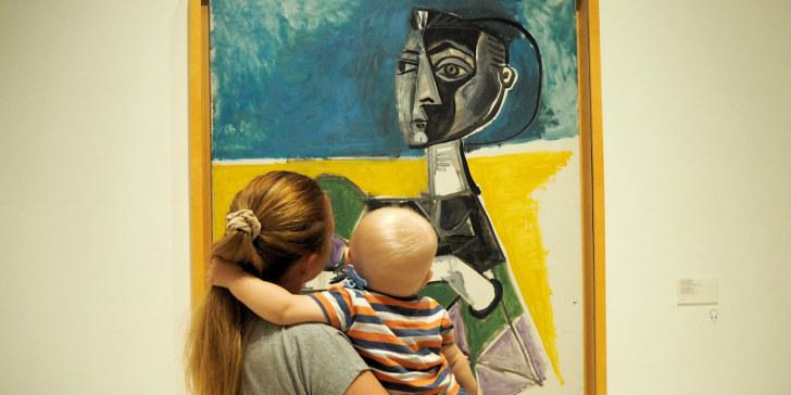 Музей Пикассо. Малага, Испания. 2017