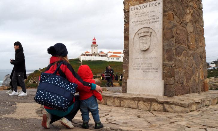 Мыс Рока. Португалия, 2017
