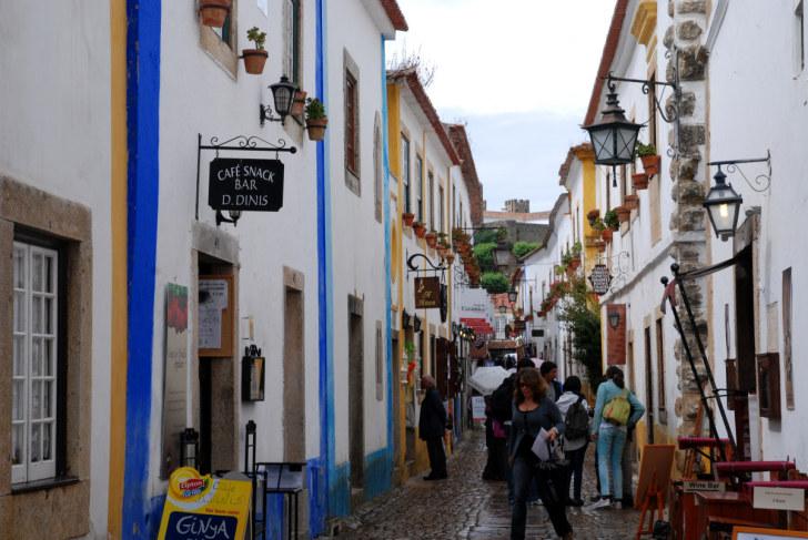 Обидуш, Португалия, 2011