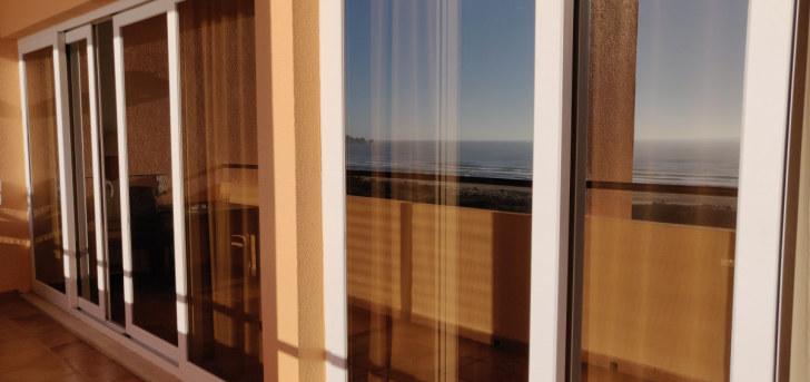 Балкон номера 502. Dom Pedro Lagos. Португалия, 2020