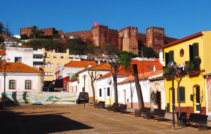 Силвиш, Алгарве. Португалия, 2020