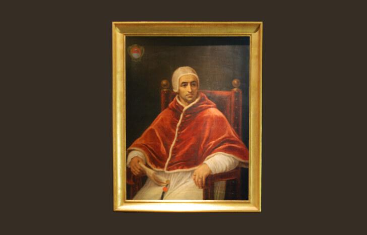 Антипапа Бенедикт XIII. Авиньон. 2011