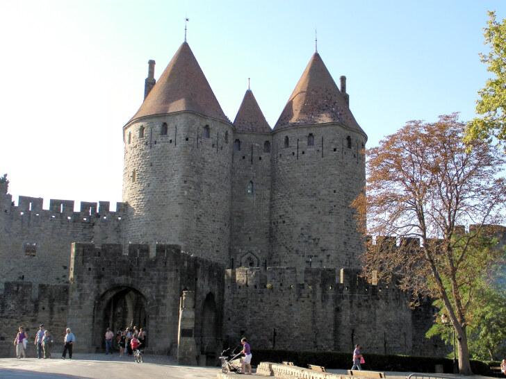 Каркасон. Франция, 2011