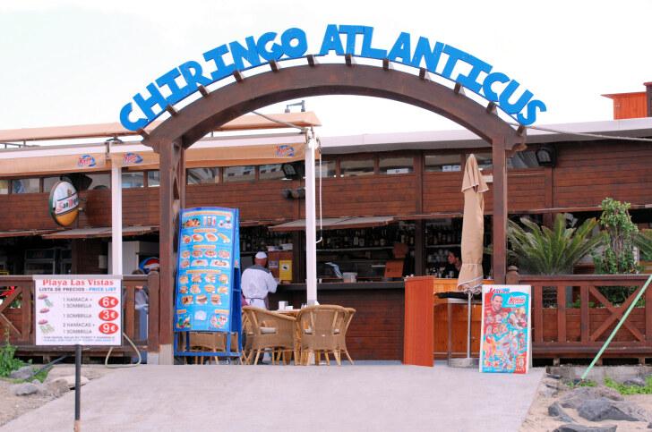 Chiringo Atlanticus, 2012