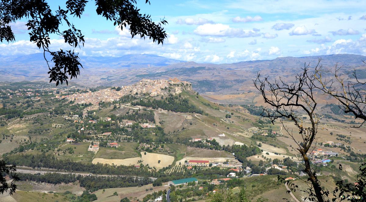 Сицилия в древнегреческой мифологии