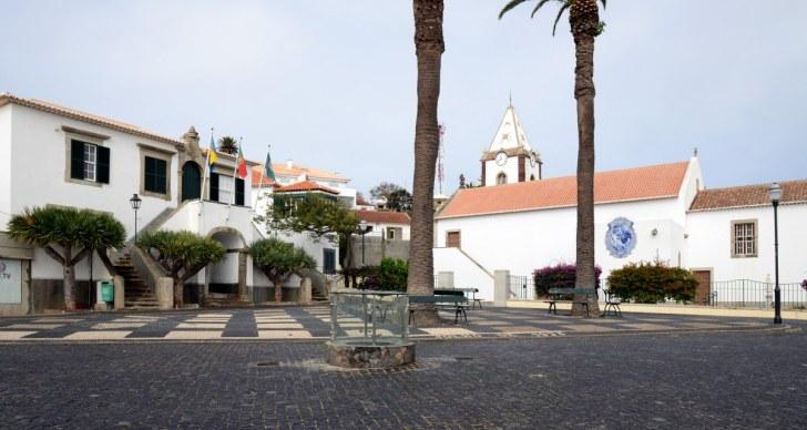 Вила Балейра. Порту Санту. Мадейра