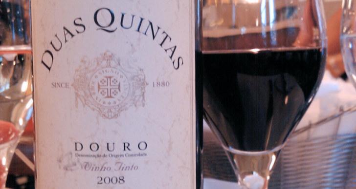 Вино. Ресторан Guarany, Порту, 2011
